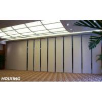 Wholesale Solid Wood Movable Partition Walls With Custom Colors from china suppliers