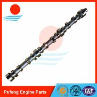 China forklift camshaft exporter in China Mitsubishi S6S camshaft 32B05-00101 for forklift FD45T Hyundai excavator R170W-T for sale