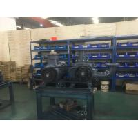 Quality CE High Efficiency Three Lobe Roots Blower Electric With Technic Impeller for sale