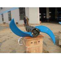 Wholesale Corrosion Resistant Low Speed Propeller , Sewage Treatment Submersible Mixer Propeller from china suppliers
