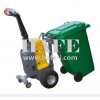 Buy cheap Economic type brand new design 3 wheel 1.5t electric Towing Tractor/electric trolley with beautiful outlook from wholesalers
