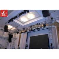 Wholesale Projection Screen Truss Goal Post Aluminum Truss 0.5m - 4m Hanging Reflector Lamp from china suppliers