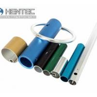 Wholesale Blue or black anodized aluminum tubing  with bending , weld , CNC from china suppliers