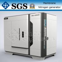 Wholesale Industrial Membrane Nitrogen Generator System SGS / CCS / BV/ TS / ISO Approval from china suppliers