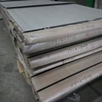 Wholesale AISI 301 / EN 1.4310 Stainless Steel Plates For Door Frame 6000mm Length from china suppliers