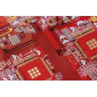 Wholesale 8-layer multi-layer cell phone pcb board HASL , 35um , 2.4 mm thickness from china suppliers