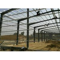 Wholesale High Intensity Prefabricated Workshop Buildings With Good Seismic Performance from china suppliers