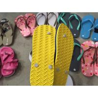 Wholesale Men Used Shoes Wholesale Rain Season Used Shower Slippers Mixed Color from china suppliers