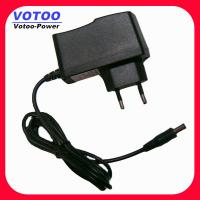 Wholesale 110V - 240V AC 5V DC 1.2A Wall Mount Power POS Adapter , LED Strip Power Adapter from china suppliers