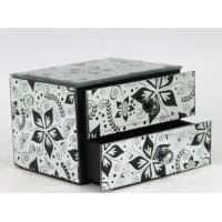 Wholesale Glass Mirrored Jewelry Box, Mirror Jewellery Box from china suppliers