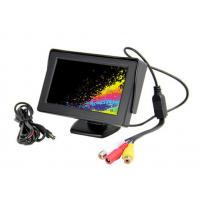 Wholesale 4.3inch Brightness CCTV LCD Monitor PAL / NTSC 640 x 480 DC 12v from china suppliers