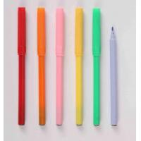 Wholesale fibre tip washable marker,fiber tip washable marker,watercolor marker from china suppliers