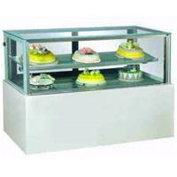 Wholesale Fashionable Small Cake Display Fridge , Table Top Refrigerated Display Case from china suppliers