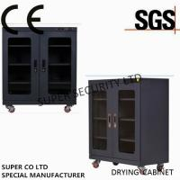 Wholesale LED Display Desiccant Electronic humidity controlled cabinet With 435L from china suppliers