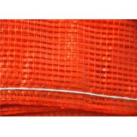 Wholesale Vegetable Net Plastic Mesh Bags , Anti Static Polypropylene Mesh Bags For Supermarket from china suppliers
