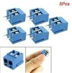 Wholesale waterproof 300V 15A screw terminal block connector for PCB board 15 AWG from china suppliers