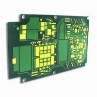 Wholesale Single-sided Plating HAL PCB with Aluminum Board and 1.6mm Thickness from china suppliers