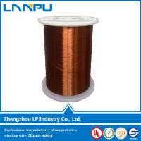Wholesale Generator Used 2014 Newest Copper Coated Aluminum Magnet Wire from china suppliers