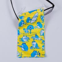 Wholesale Recyclable Antistatic Microfiber Eyeglass Pouch , Soft Glasses Pouch Case from china suppliers