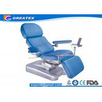 Wholesale Mobile Patient Electric Dialysis / infusion Chair for Hospital , Clinic , Home from china suppliers
