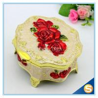 Wholesale Fine Metal Jewelry Packaging Box for Gift from china suppliers