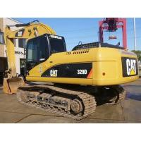 Wholesale Used Construction Machine Used Caterpillar CAT 329DL Excavator from china suppliers