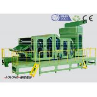 Wholesale Carpet / Geotextiles NonWoven Carding Machine Capacity 300kg/h CE / ISO9001 from china suppliers