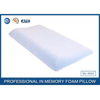 Wholesale Wave Contour Memory Foam Baby Pillow with Cotton Pillow Case For Good Sleep from china suppliers