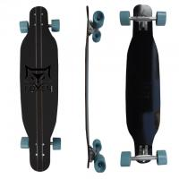 "Wholesale 8.0""/8.5 Blank 100 % Canadian Maple 7 Inch  ub Complete  bamboo with carbon Skateboard LD156 from china suppliers"
