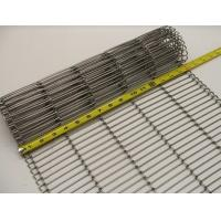 Anti - Corrosion Wire Mesh Conveyor Belt High Tensile Strength Easy To Clean