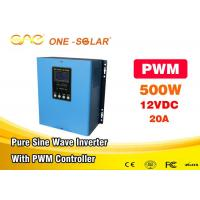 Wholesale 500w UPS 220v Ac Solar Panel Mounting System House Power Inverter Blue Color from china suppliers