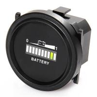 Wholesale Universal 12/24V, 36V, 48V and 72V Golf Cart Battery indicator from china suppliers