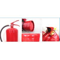 Wholesale Easy operate Dry Powder Fire Extinguisher 8kg 75% ABC 20% BC 40% BC Fire Extinguisher from china suppliers