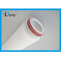 Wholesale 30 inch PP Pleated Filter Cartridge 1 Micron Water Filter Replacement Cartridges from china suppliers
