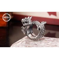 Wholesale Wholesale fashion Jewelry Vintage Ring for men E20 Retro fashion stainless steel ring from china suppliers