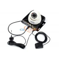 Wholesale HHD Mobile DVR With GPS Tracking For Bus , Hard Disk Video Recorder from china suppliers