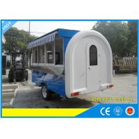 Wholesale Sliding Glass Windows Mobile Food Trailers Snack Outdoor Food Kiosk from china suppliers