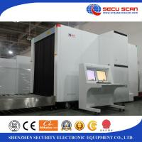 Wholesale Cargo Pallet X Ray Baggage Scanner At 150180 , Airport Bag Scanner White Color from china suppliers