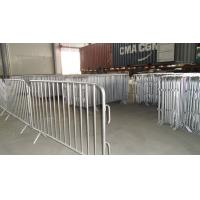 Wholesale High Quality Hot DIP Galvanized Mobile Fence (Galvanized after Welding) from china suppliers