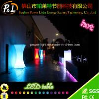 Wholesale Color Changing Illuminated Bar Event Table from china suppliers