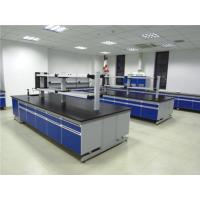 Buy cheap Modern Colorful Steel Wood Lab Table Modular Laboratory Furniture from wholesalers