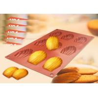Wholesale 9 Holes Brown Silicone Baking Molds Jelly Mold silicone FDA / FLGB from china suppliers