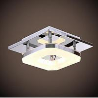 Wholesale Modern Acrylic Chrome Finish LED Ceiling Light from china suppliers