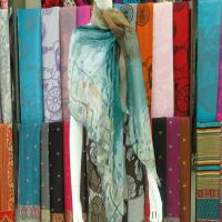 Wholesale Greige Voile or Printed Scarf from china suppliers