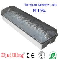 Wholesale Fluorescent  Waterproof Fire-Retardant ABS Casing and PO Diffuser Emergency Light from china suppliers