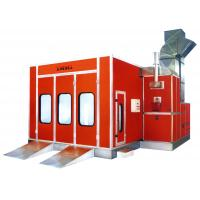 Wholesale Electric Vehicle Down Draft Spray Booth , 220V Liquid Painting Booth from china suppliers