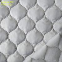 Buy cheap F1507-TQ1 ultrasonic embossing laminating 100% polyester termo qualiting fabric for winter heavy downcoat from wholesalers