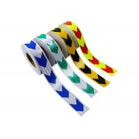Buy cheap Weatherproof Honeycomb Reflective Tape Safety Warning Adhesive Marking Tape from wholesalers