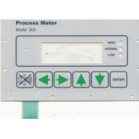 Wholesale PCB Waterproof Membrane Switch For Industrial Control, PET material from china suppliers