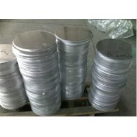 Wholesale Rust Proof 3003 Aluminum Round Circle , Cosmetic Case Aluminum Round Plate from china suppliers